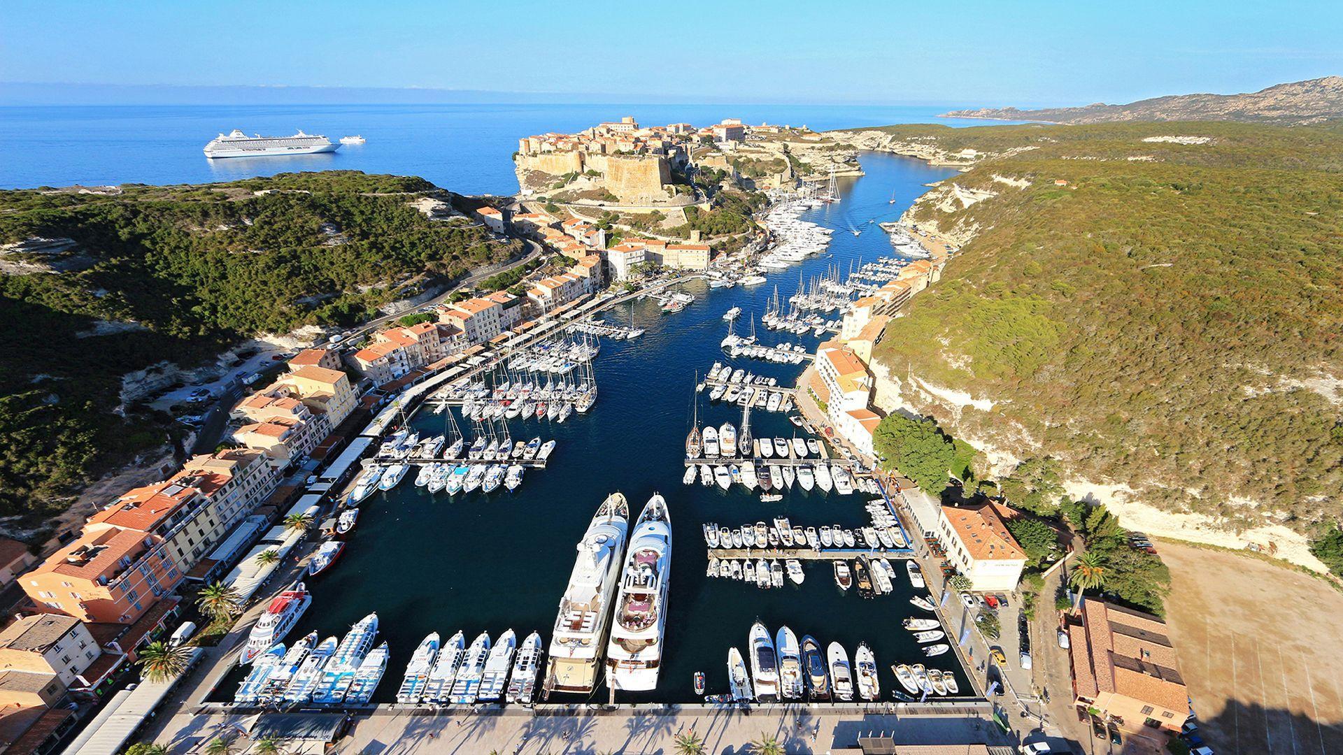Port et Marine de Bonifacio
